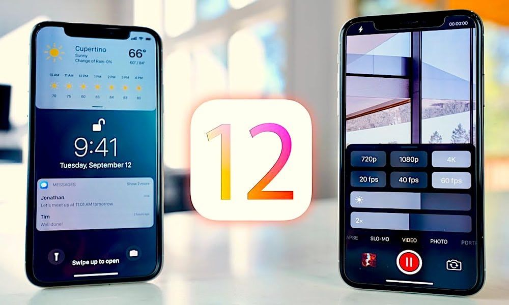Best new ios 12 features and 6 features we didnt get