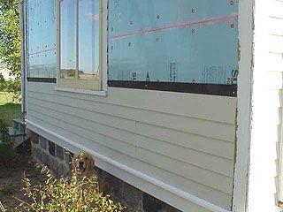 Installing Hardiplank Fiber Cement Siding Exterior