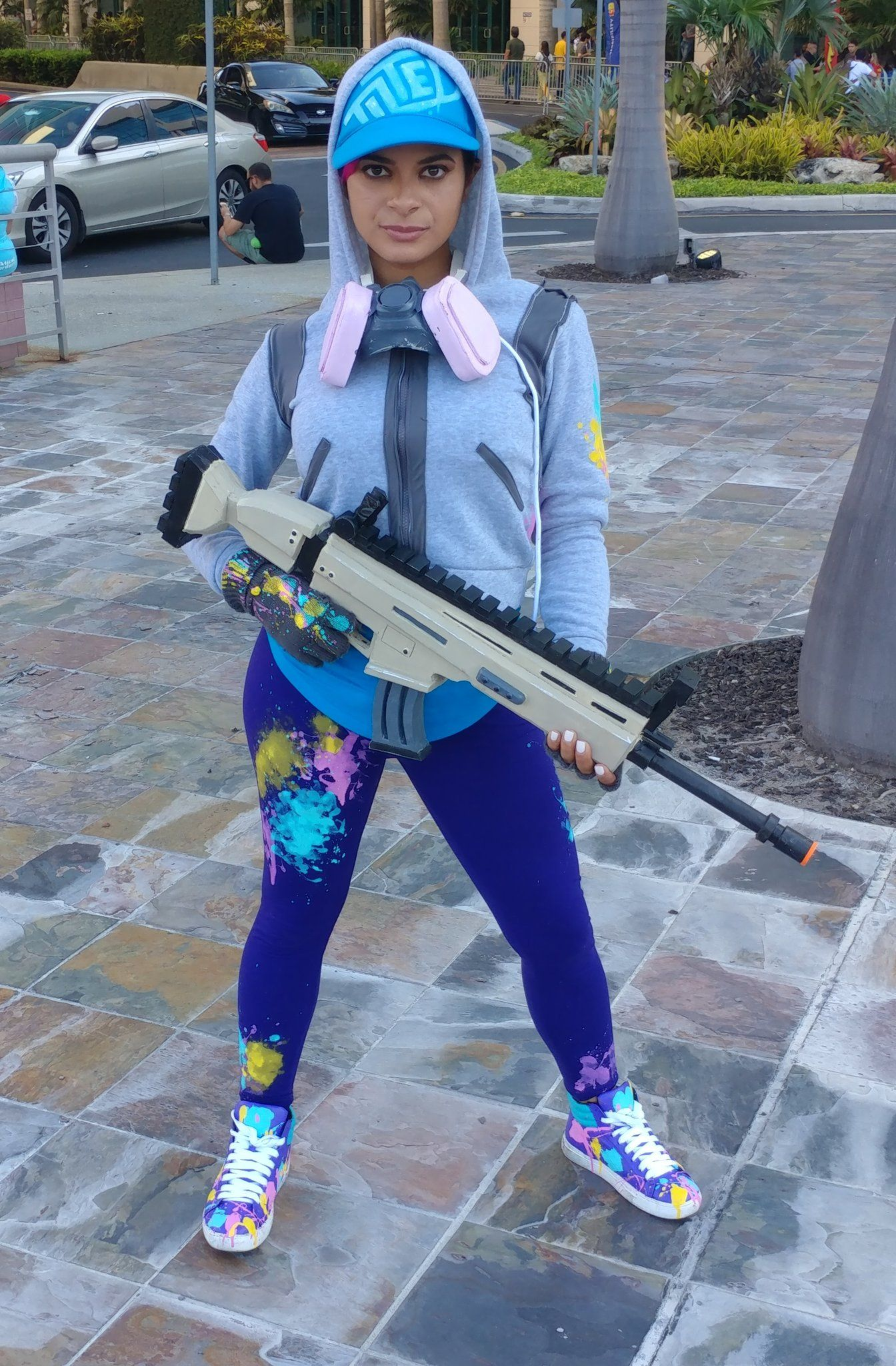 Fortnite Family Halloween Costumes.Your Pocket Platano On Fortnite Cosplay Costumes In