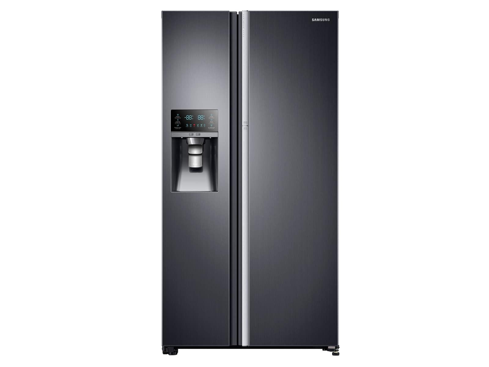Samsung 22 Cu Ft Food Showcase Counter Depth Side By Side
