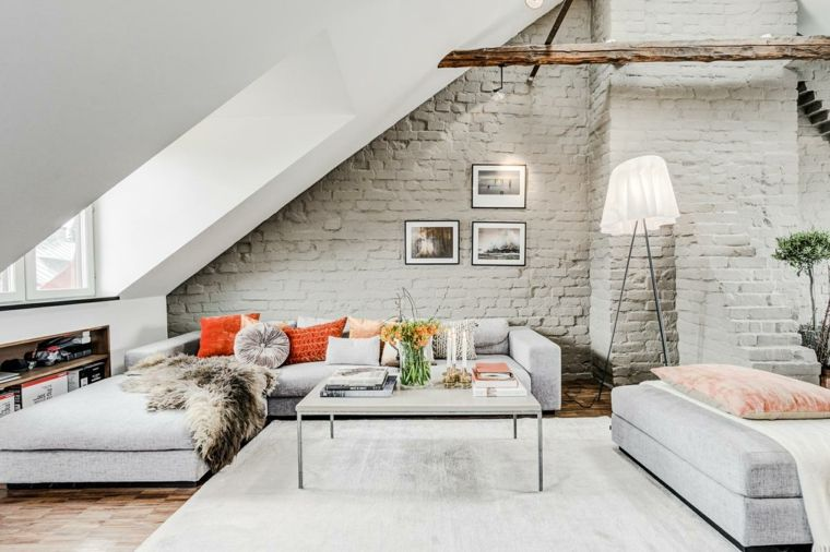 Divani bianchi e grigi divani angolari soggiorno ikea for Divani moderni grigi