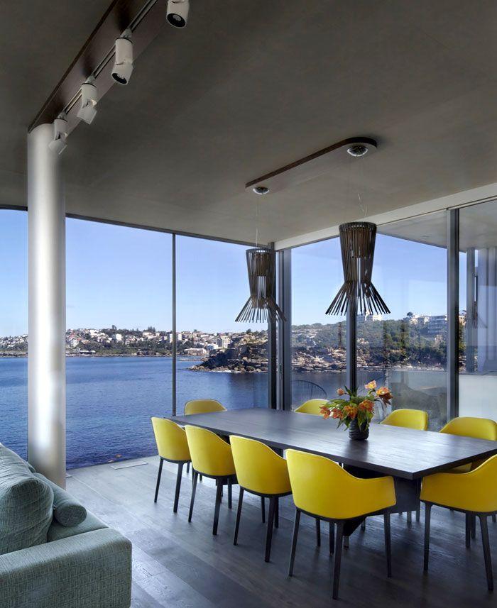 Magnificent Australia Ocean House Furnishing Lightning