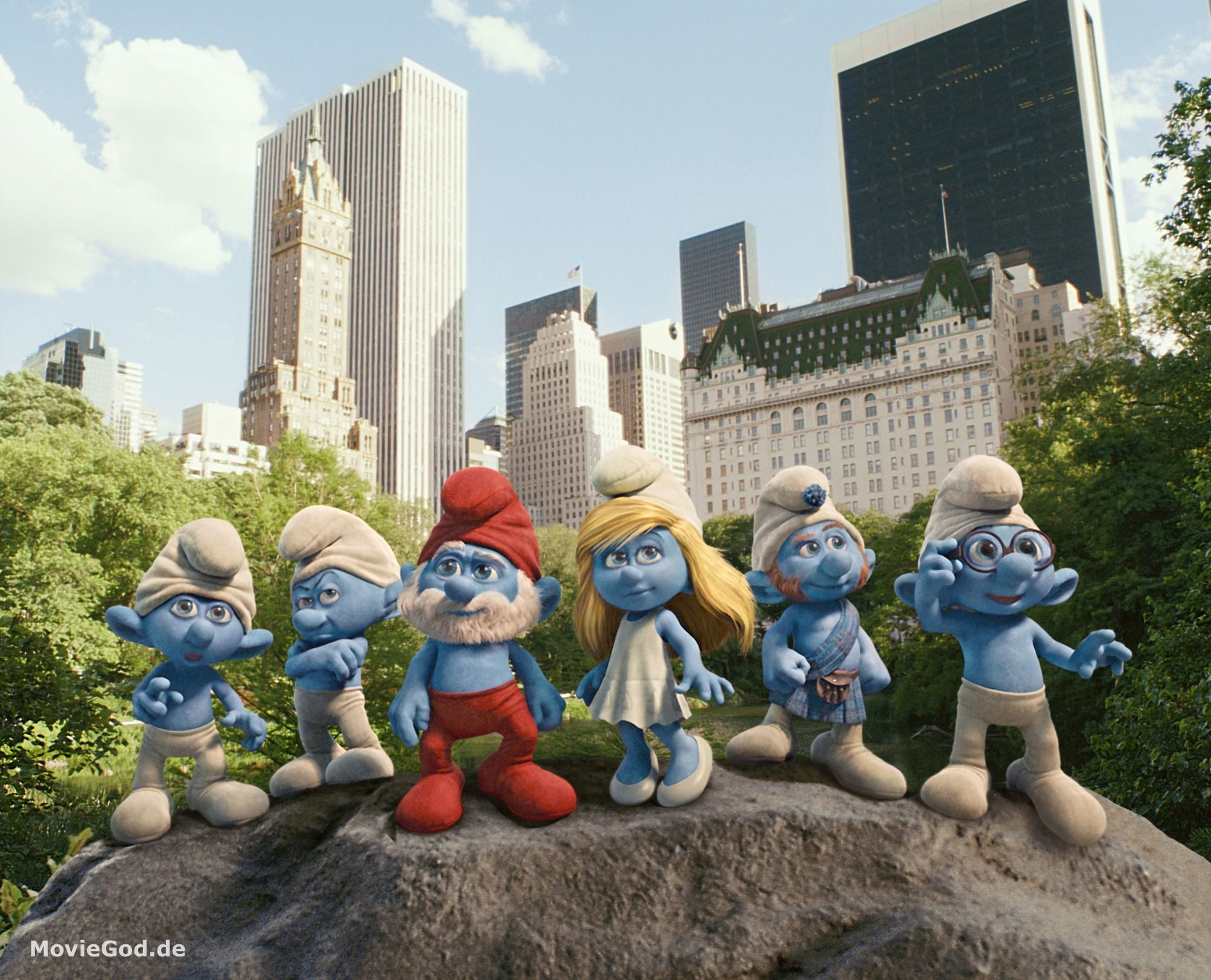 I Smurf You !