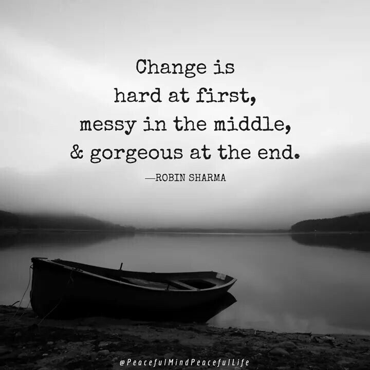 Pin by Joanne Fine on quotes | Change is hard, Quotes to ...