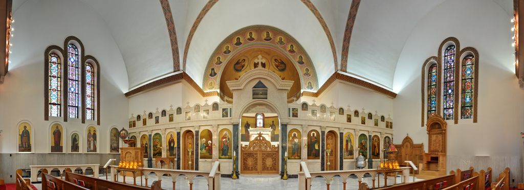 Future expansion plans for the Annunciation Greek Orthodox Cathedral in  MontroseHoustonians recently got a chance to