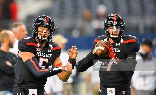 No Decision Yet On Starting Quarterback at Texas Tech