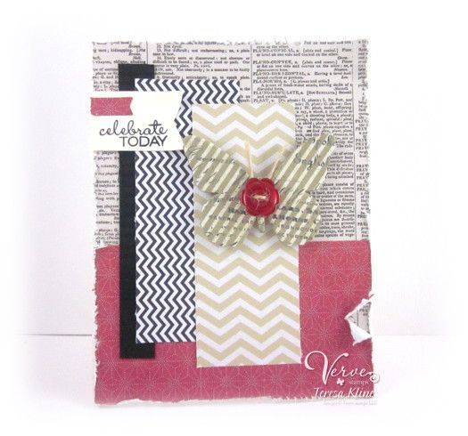 Paperie Blooms: Mojo Monday