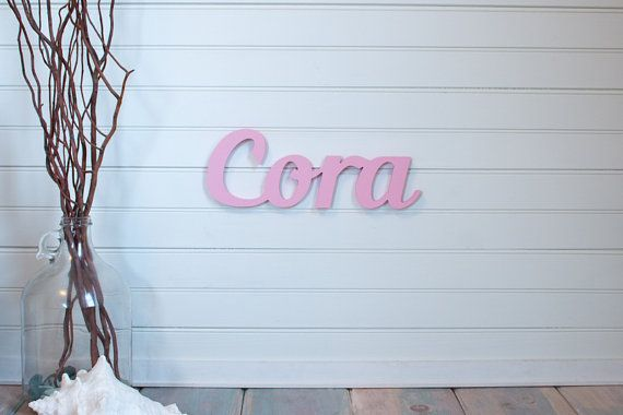 Baby name Plaque Small Personalized nursery by MoonSnailCreations1, $28.00