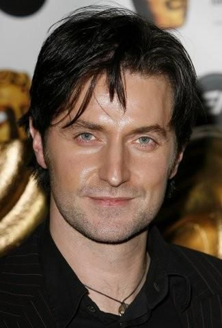 Richard Armitage He makes the Sir Guy if Gisborne from Robin Hood actually look hot and likable.