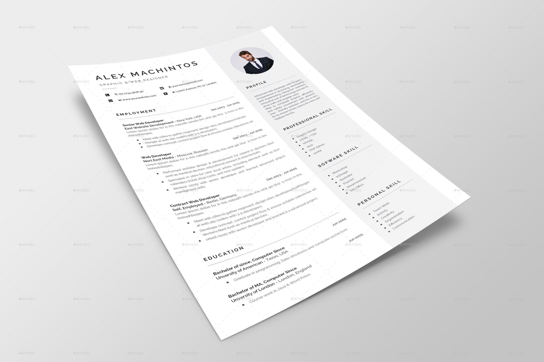 Resume Cv Ad Resume Spon Cv Resume Cv Resume Resume