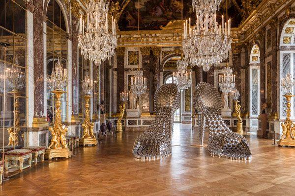 Joana Vasconcelos Versailles - Palace of Versailles