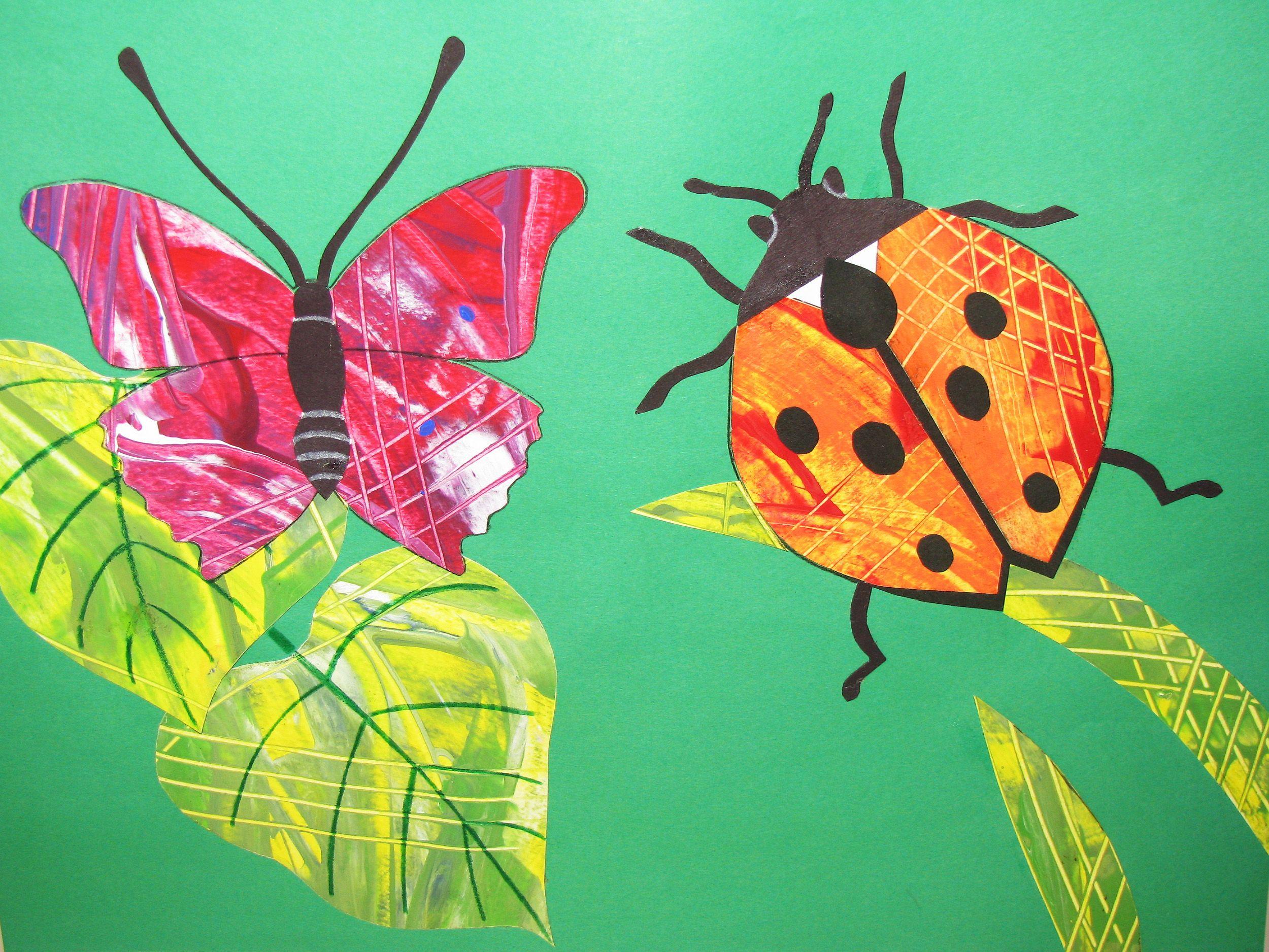 tropical rainforest art