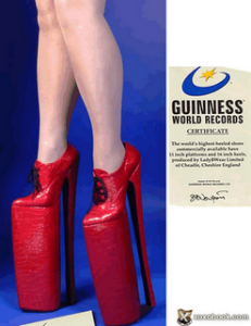 For Highest Holders These Heels…enough Are World The Guiness Record 6bvgY7yf
