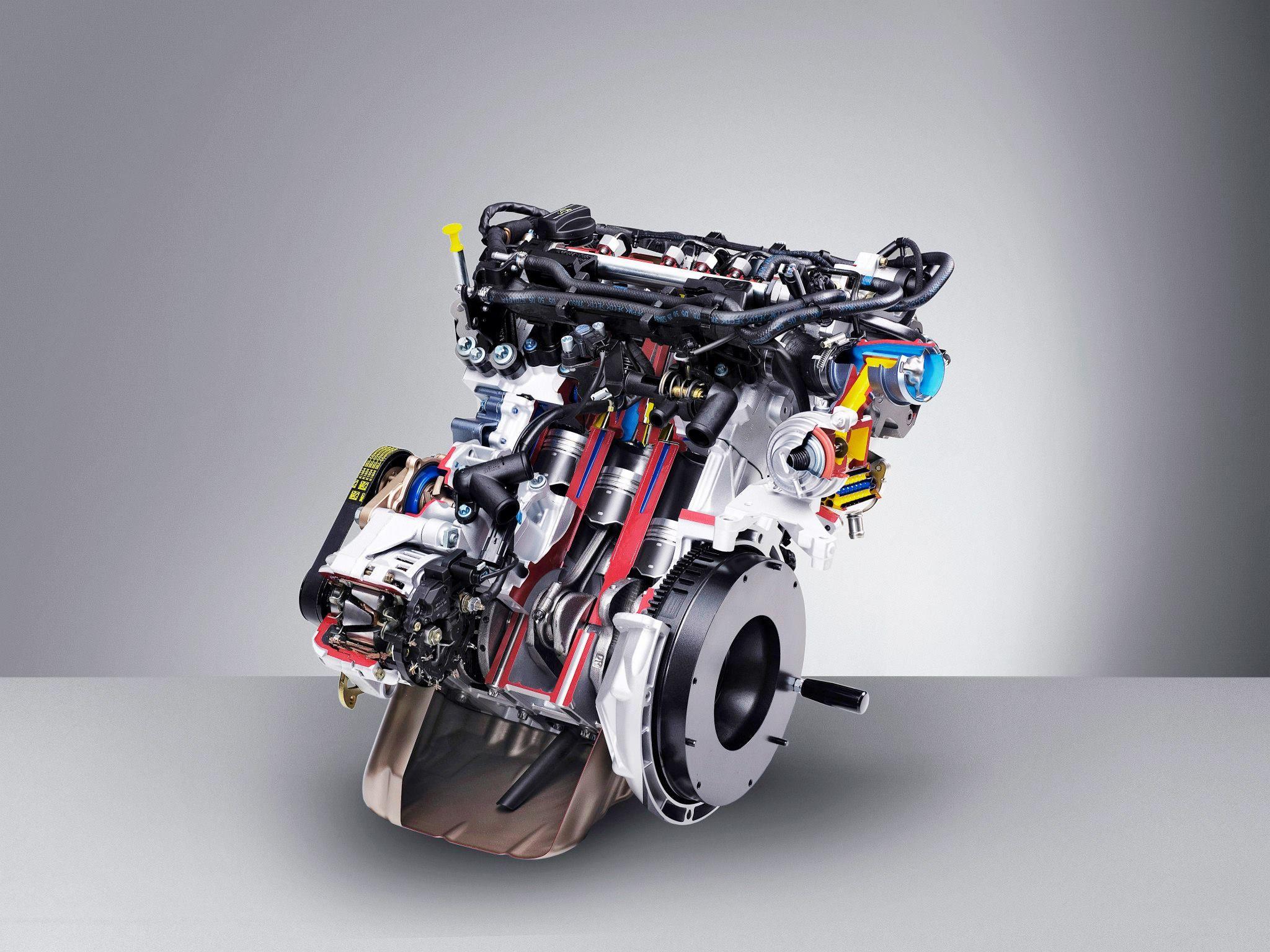 Smart Car Engine Specs >> Smart Little 3 Cylinder Engine Smart Cars Pinterest Smart