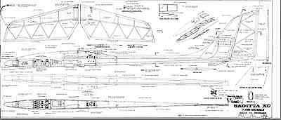 Details about SAGITTA XC Sailplane, Glider, 174 in WS RC