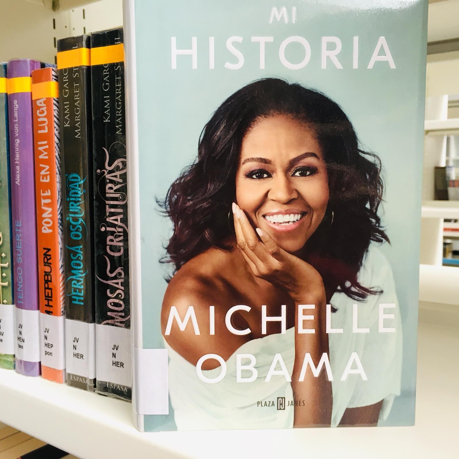 Nuevo libro!! Mi historia de Michelle Obama. | Michelle obama, Michelle,  Obama