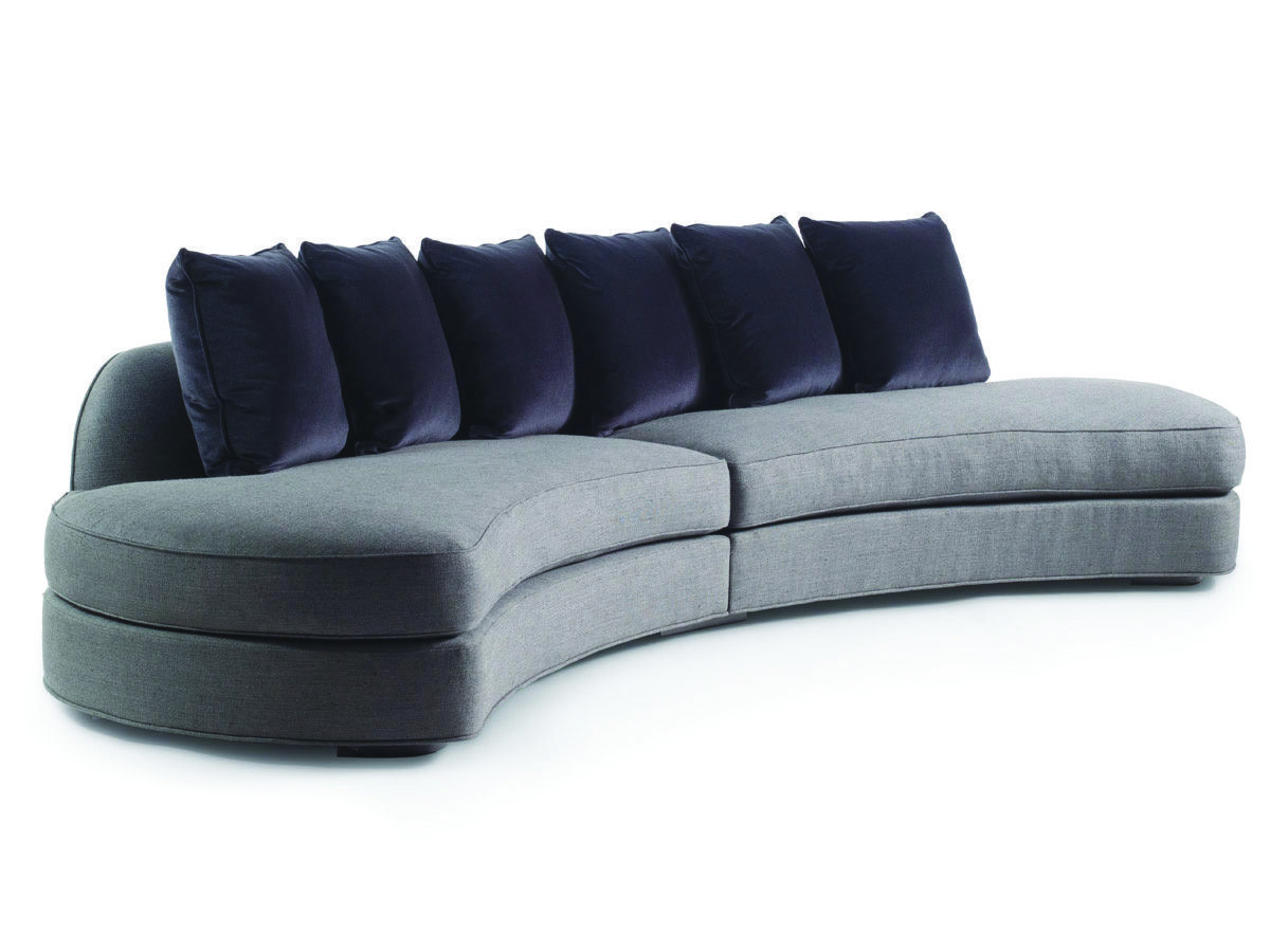 Sylvester Sectional Curved Sofa