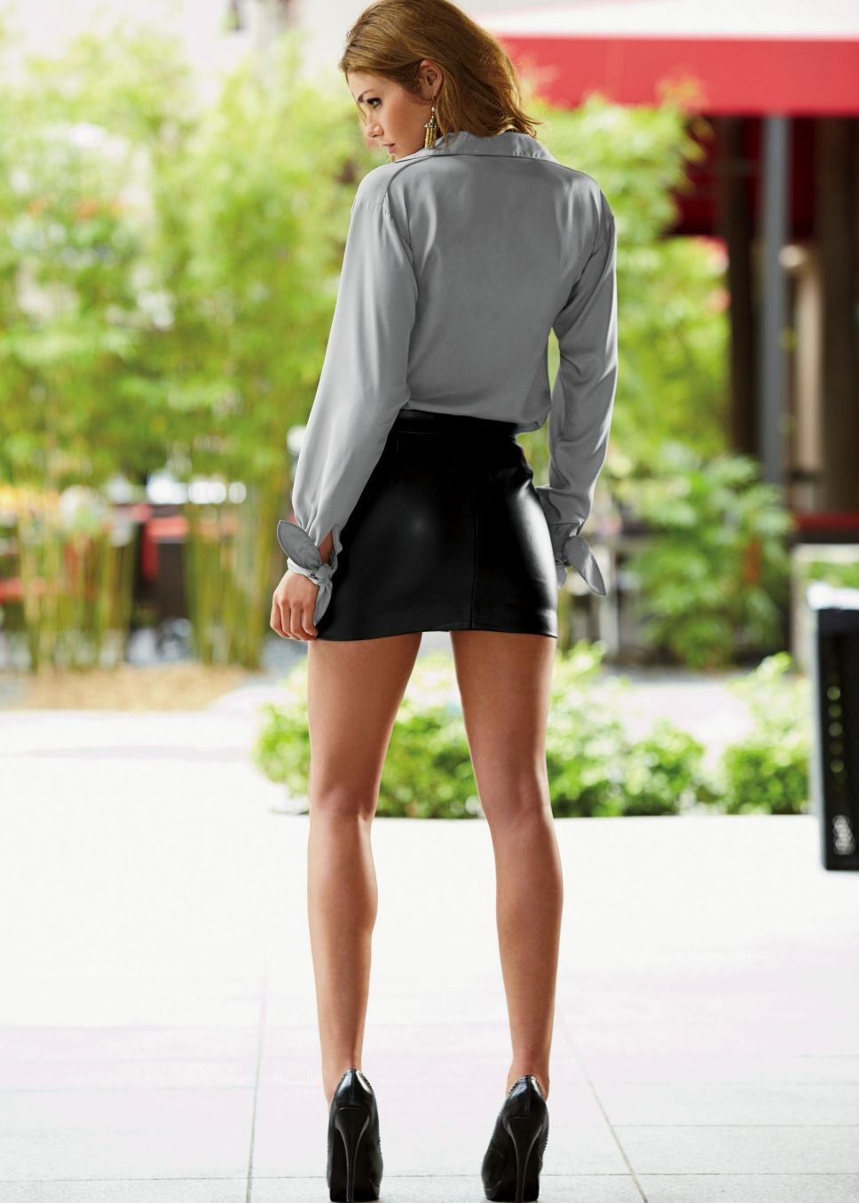 Extremely Short Dresses Richard X 51 Weeks Ago Very Short Mini Dress And Long Legs Mini Skirts Extremely Short Dress Fashion Clothes Women [ 1104 x 736 Pixel ]