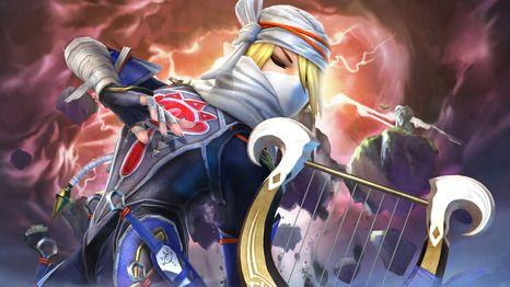 Hyrule Warriors Review Hyrule Warriors Anime Legend Of Zelda