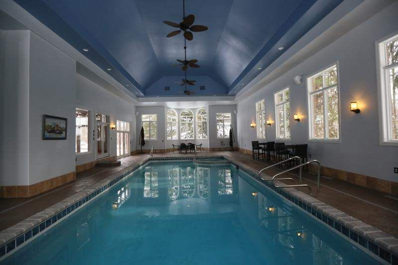 Pool Inside The White House
