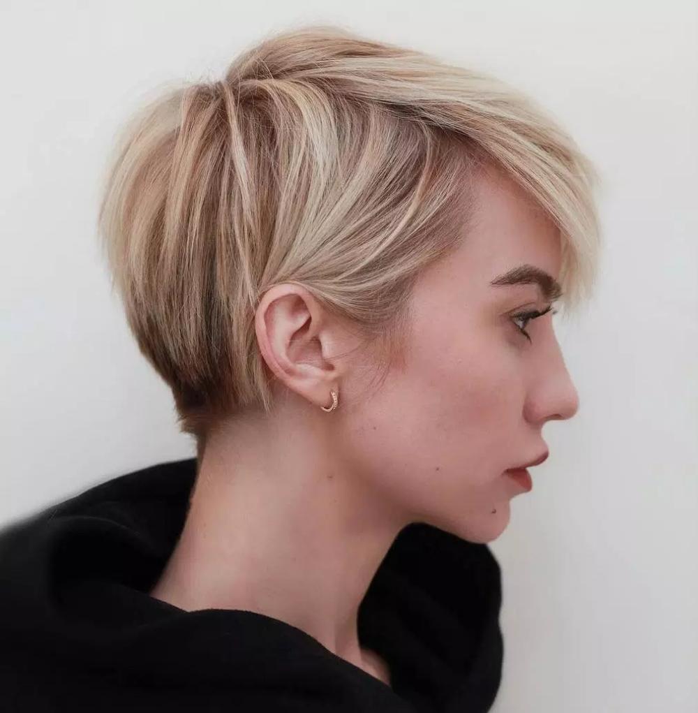 50 Best Trendy Short Hairstyles for Fine Hair - Ha