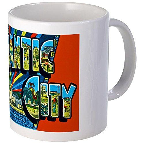 69230936f Atlantic City New Jersey Coffee Cup   New Jersey Style   Unique ...