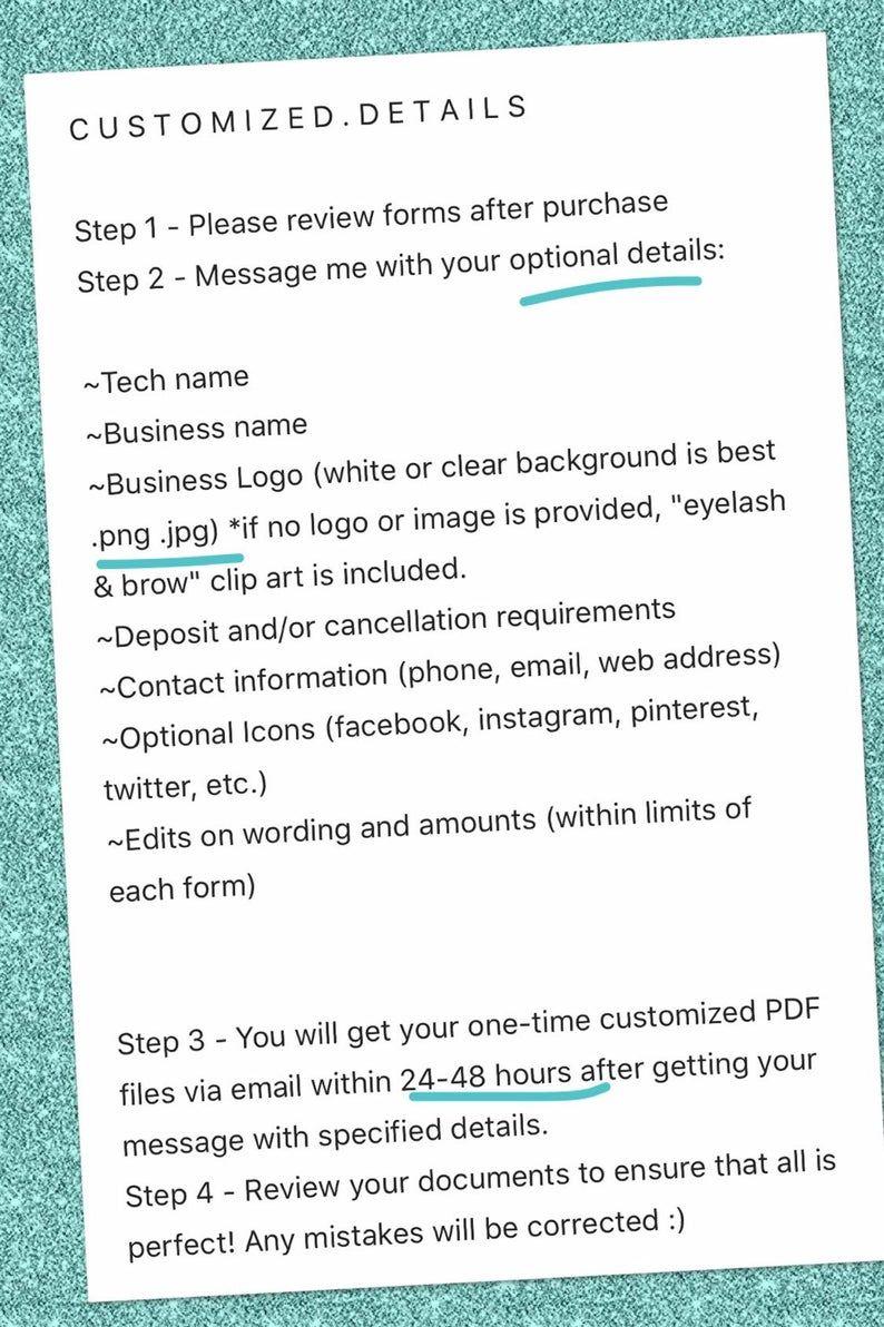 Eyelash extensions lash business custom add your logo