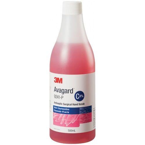 Avagard Antiseptic Surgical Hand Scrub Hand Scrub Scrubs Hands