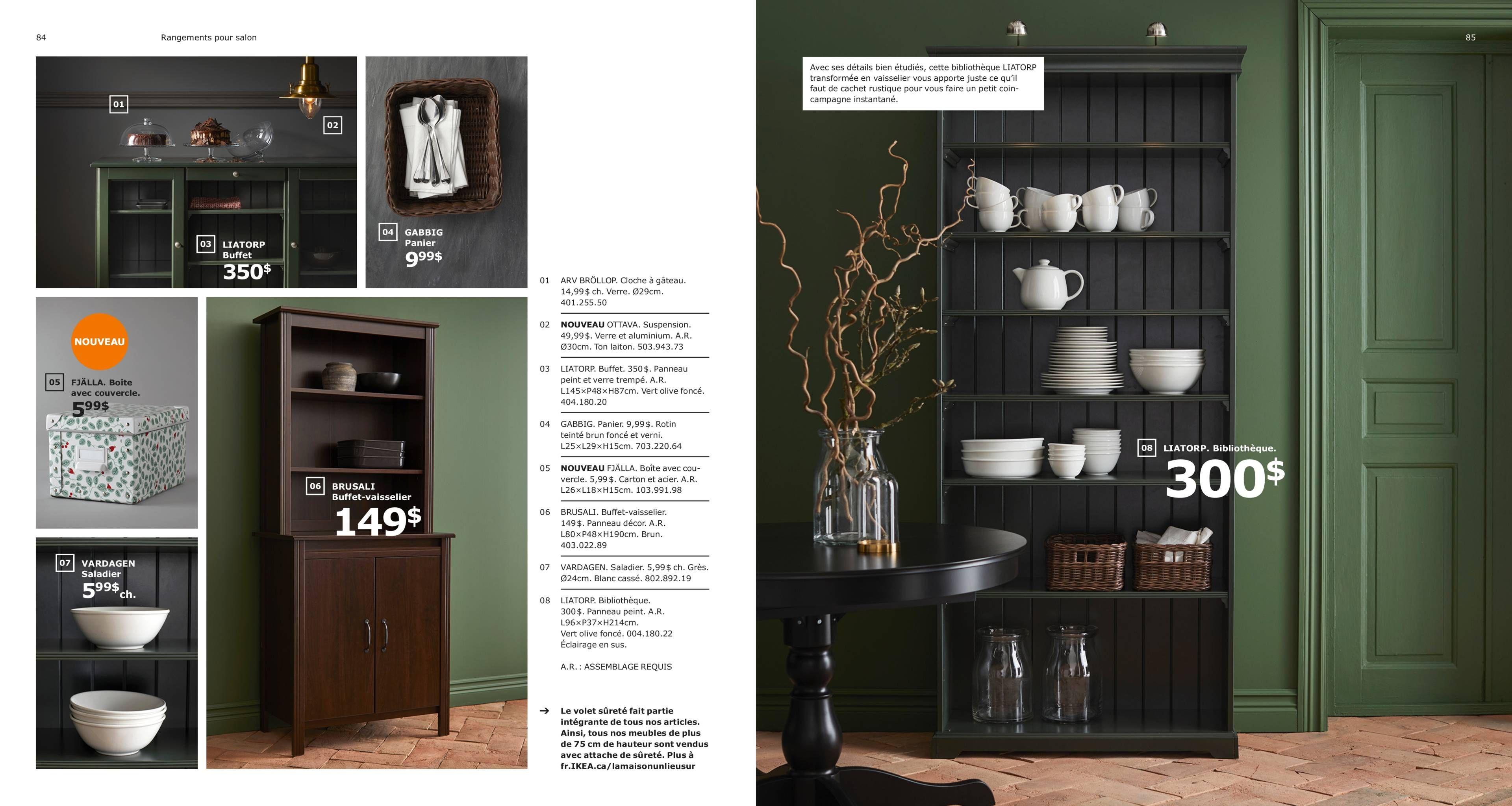 Rangements Pour Salon Catalogue Ikea 2019 Ikea Catalog Ikea Best Home Interior Design