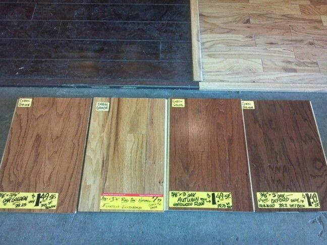Lock N Fold Real Wood Flooring Is Only 1 49 Per Sf Cabin Grade Flooring Real Wood Wood