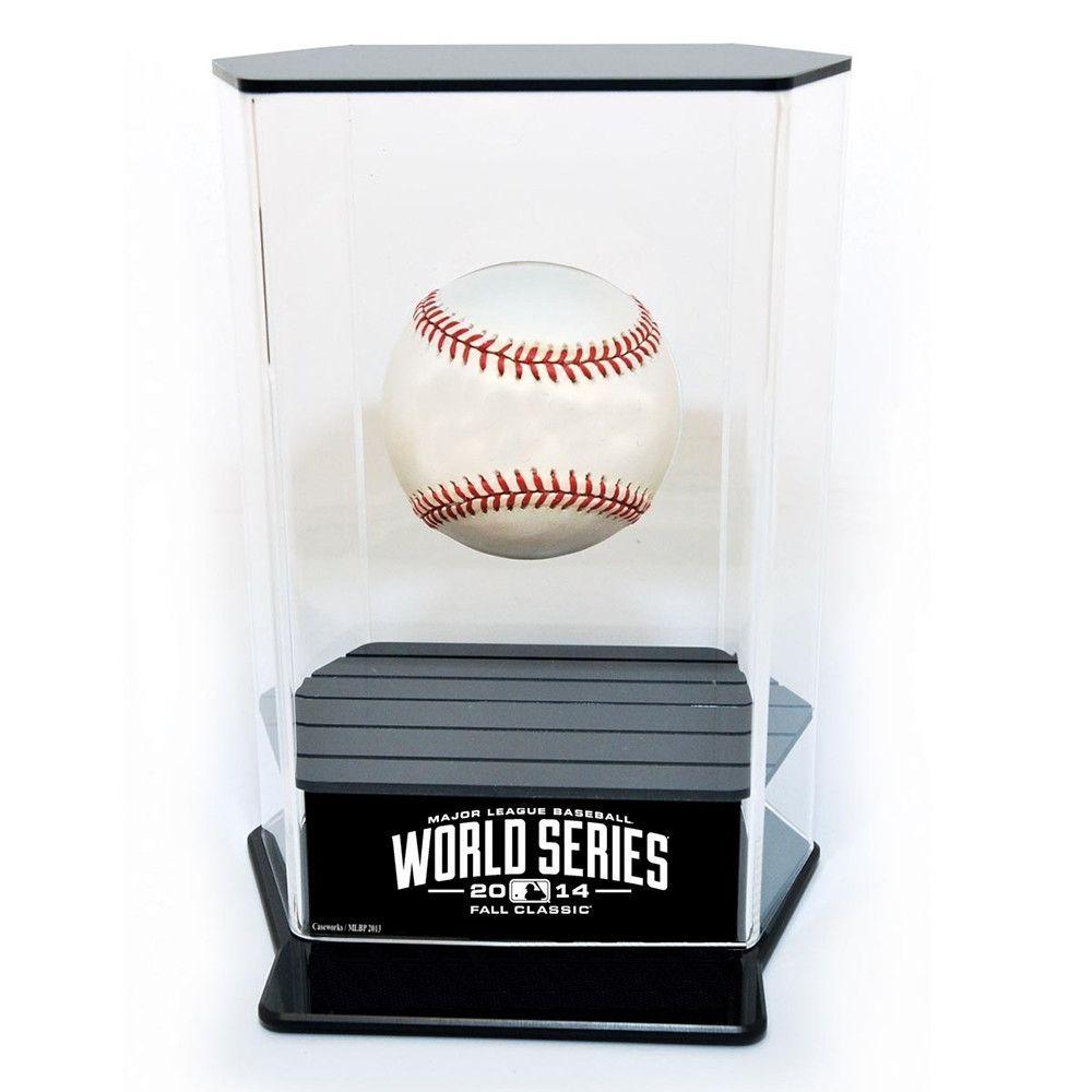 MLB(General) MLB 2014 World Series Floating Baseball Display
