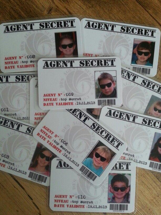 anniversaire agent secret carte professionnelle pour acc der au site anniversaire agent. Black Bedroom Furniture Sets. Home Design Ideas