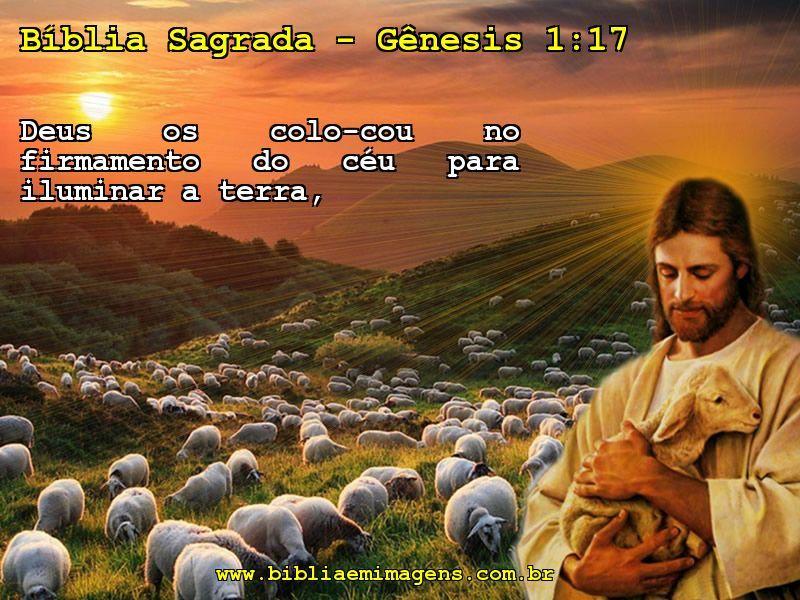Bíblia Gênesis 1:17