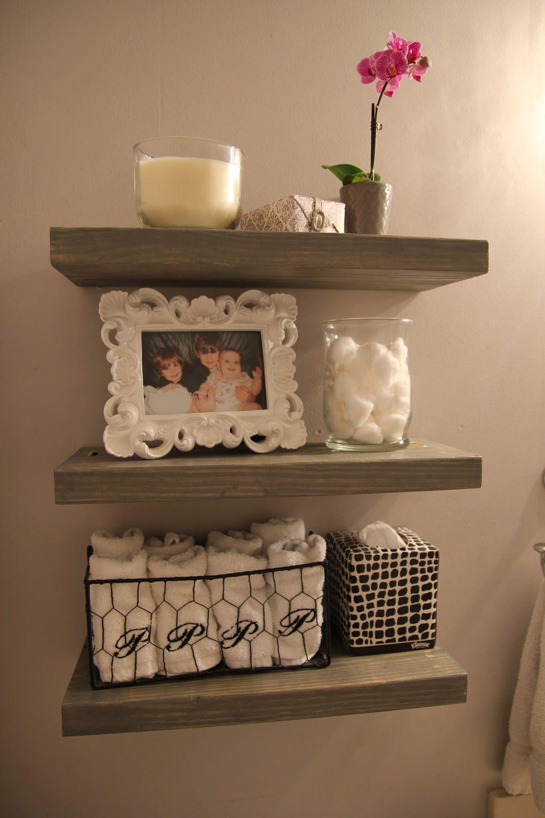 Diy Weathered Gray Floating Shelves Floating Shelves Reclaimed Wood Floating Shelves Wood Floating Shelves