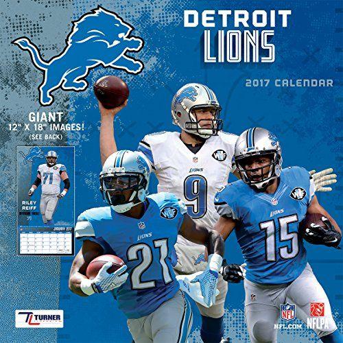Detroit Lions Calendar Detroit Lions Lions Team Lions