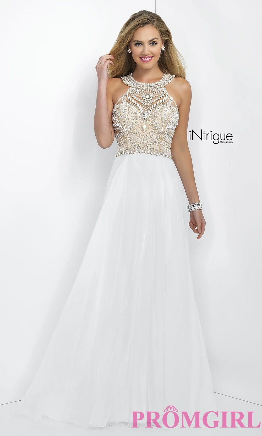 17 Best images about Prom/Formal * White Dresses on Pinterest ...