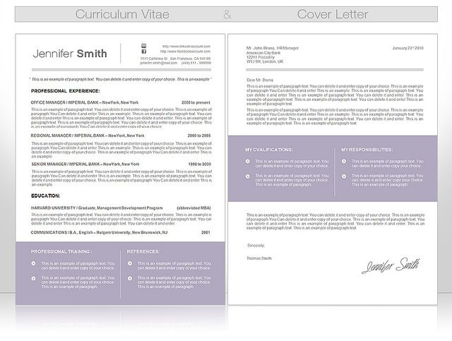 All sizes | Resume Templates | Flickr - Photo Sharing!