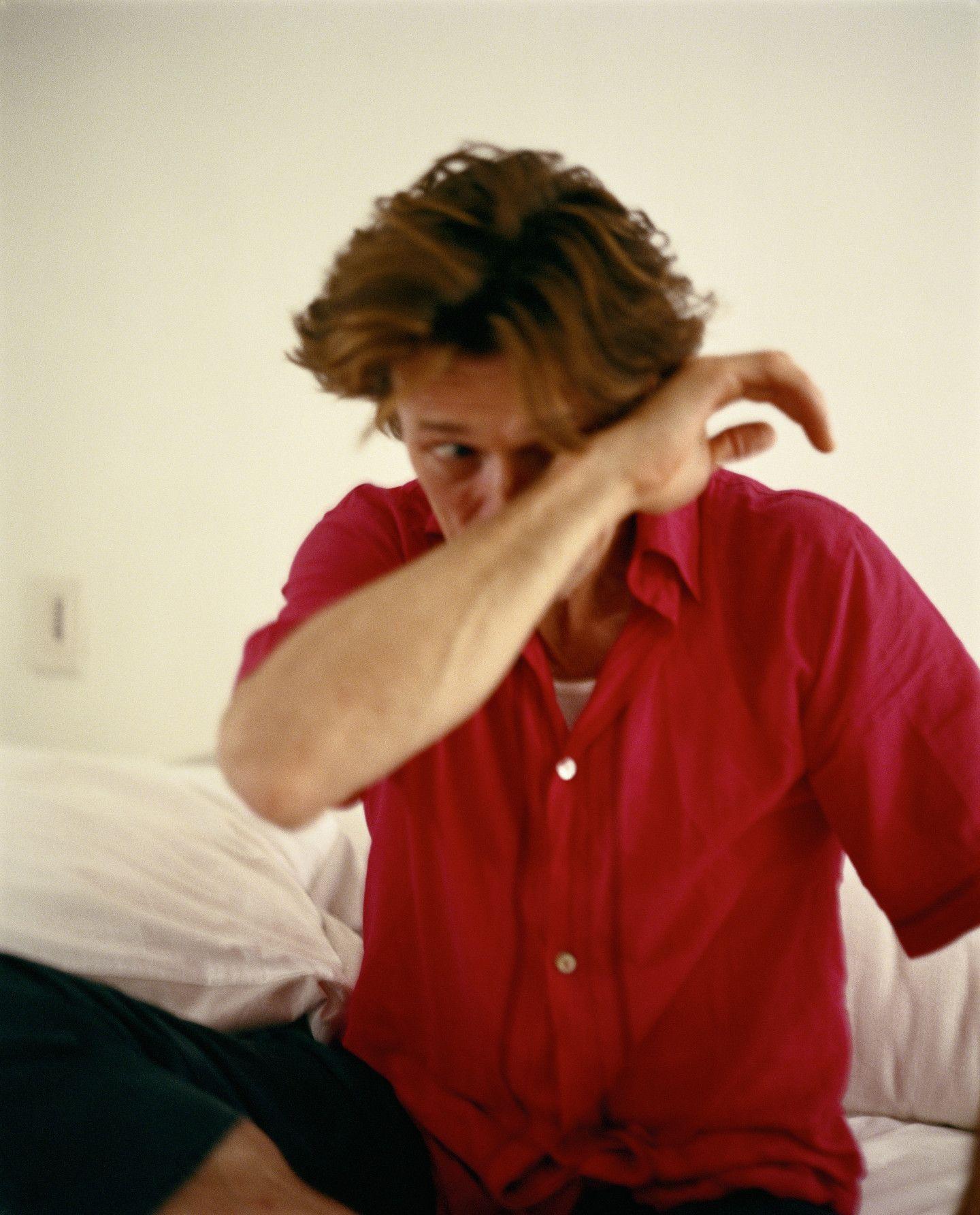 Sam Taylor Johnson Crying Men 2002 2004 Crying Man Sam Taylor Johnson Men Photography