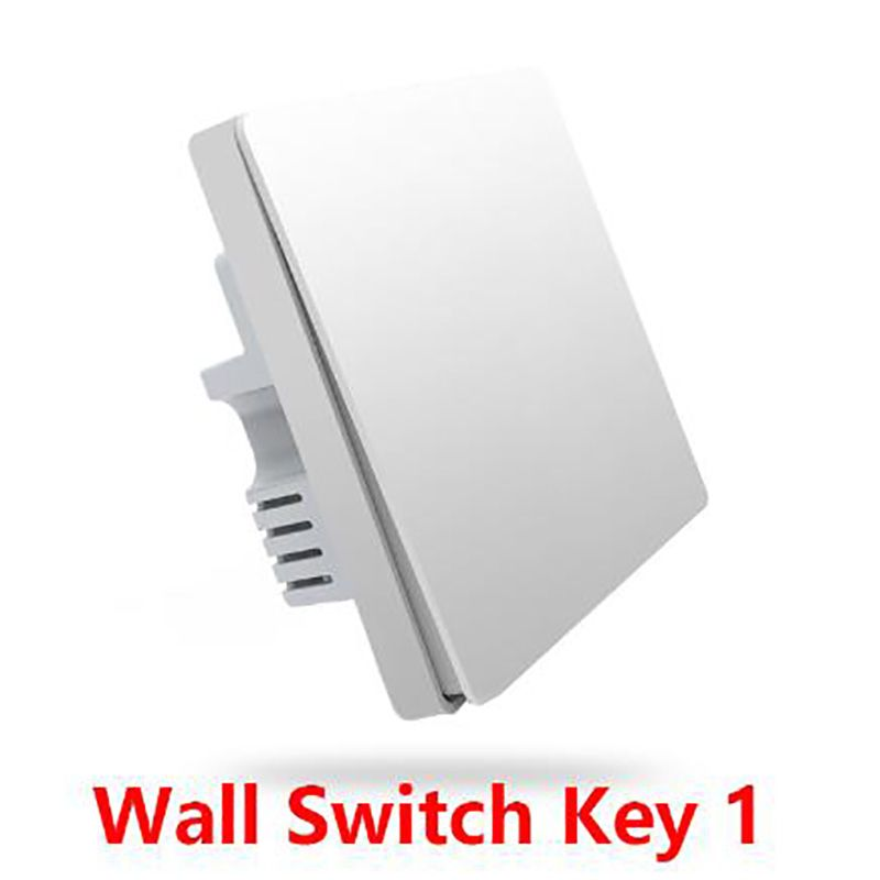 Sale Xiaomi Wall Switch Wired Version Smart Home Light Switch Zigbee ...