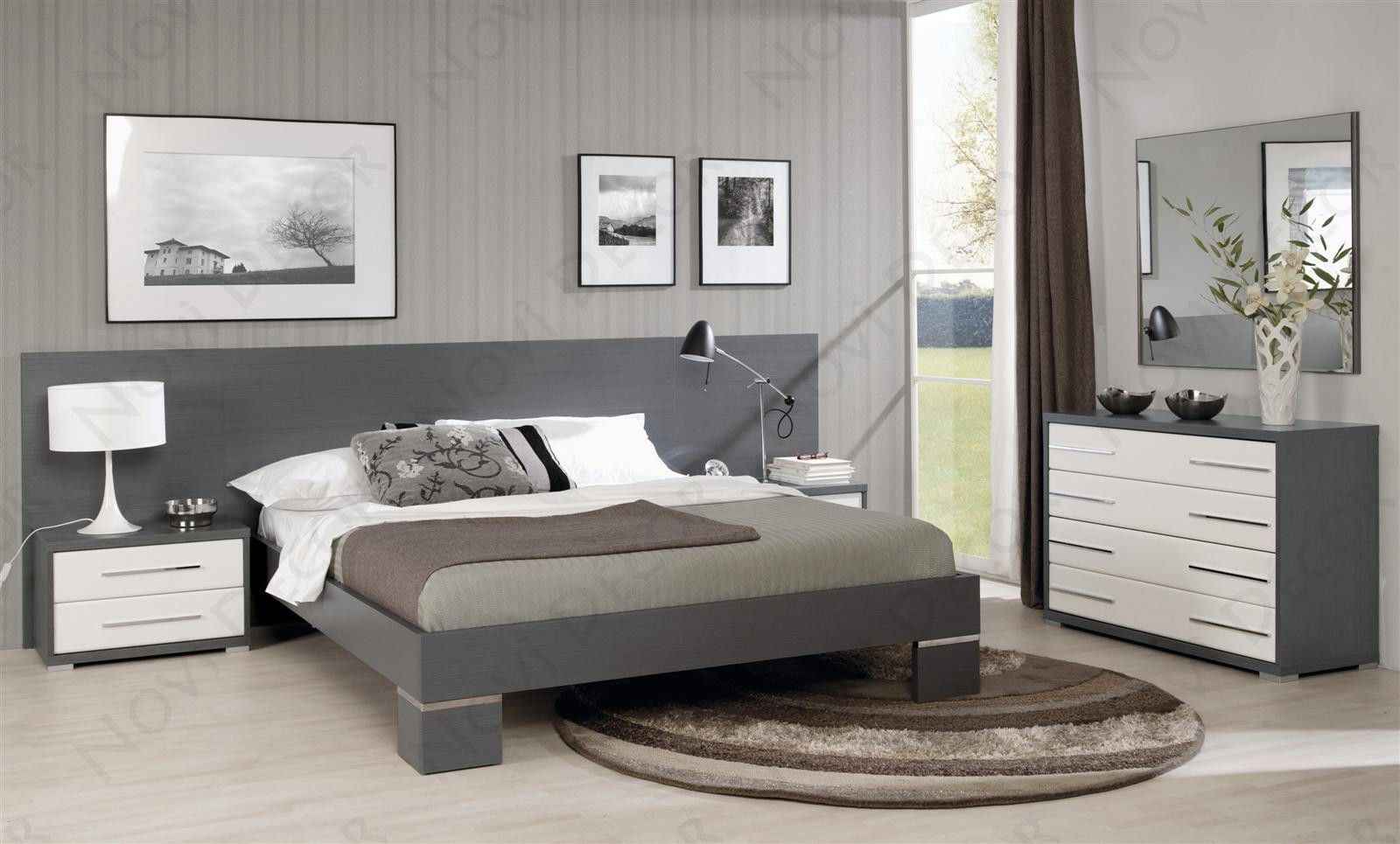 How to buy premium grey bedroom furniture set - Designalls