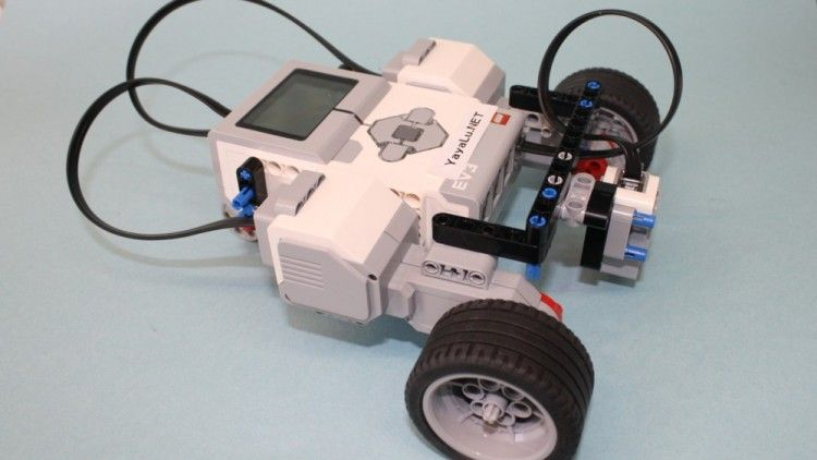 Learning By Doing Lego Ev3 Robotics For The Absolute Beginner