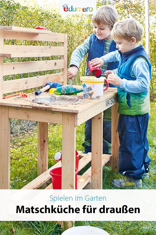 Outdoor Matschkuche Betzold De Outdoor Outdoor Spielgerate Kleine Korbchen