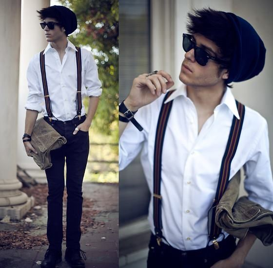 Young Male Fashion