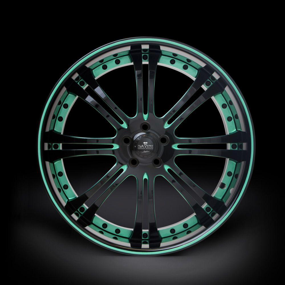 Savini SV27-S XLT Wheels