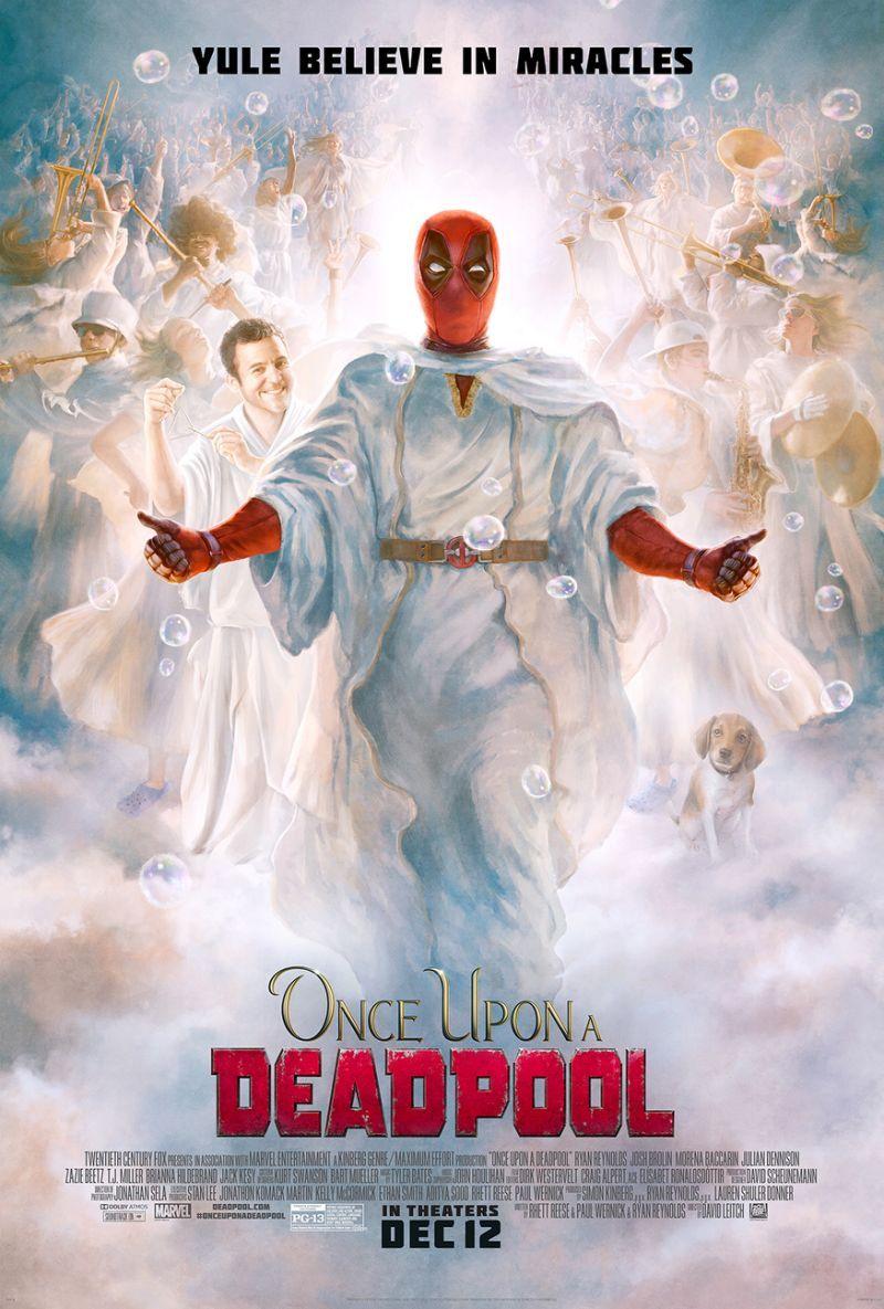 Era Uma Vez Um Deadpool Deadpool Filme Deadpool E Filmes