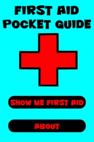 picture regarding Printable Pocket First Aid Guide known as Printable 1st Assistance Pocket Lead Stability Very simple initial help