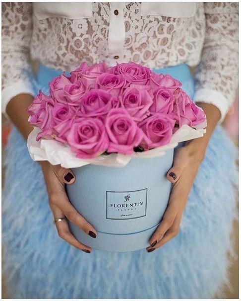 Flores rosas, delicada. Rendas
