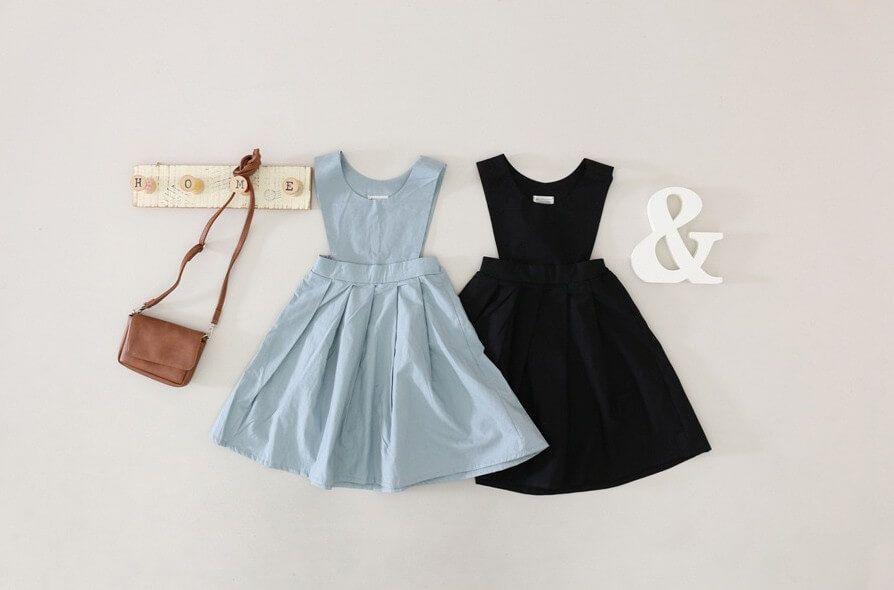 3d401629c1534 Opin Lady Dress (2C) | Jujubunnyshop | Summer dresses, Dresses, Kids ...
