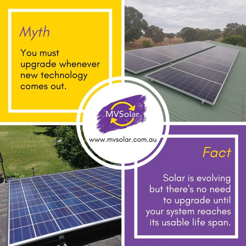 Solar Myth Fact Solar Solar Solutions Myths