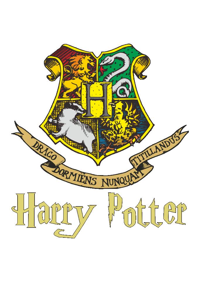 Logo hogwarts harry potter vector free logo vector - Harry potter images download ...